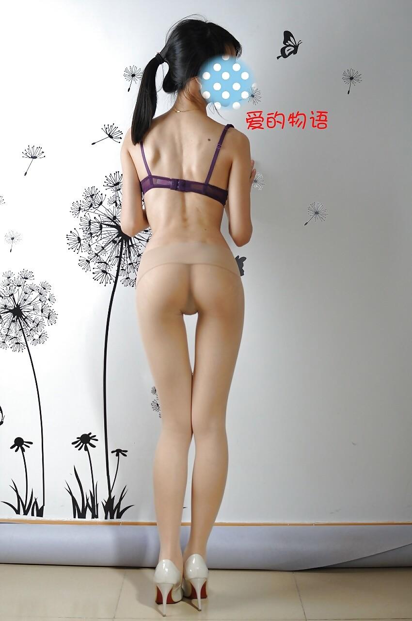Крошечные сраки китаянок