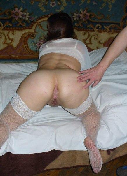 Домашняя подборка эротичных снимков раздетых любовниц в чулках